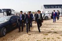 İLLER BANKASı - GASKİ Çalışmaları Japonya Büyükelçisi Mıyajıma'ya Anlattı