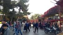 HAYVANAT BAHÇESİ - Gaziantep'te Özel Eğitimli Çocuklara Hayvanat Bahçesi Gezisi