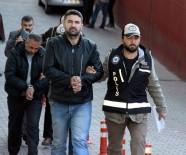 KURUSIKI TABANCA - Gözaltına Alınan 19 Kişiden 4'Ü Adliyeye Çıkarıldı