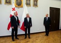 AVRUPA KONSEYI PARLAMENTERLER MECLISI - Gürcistan Cumhurbaşkanı Margvelaşvili Polonya'da