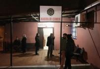CEMEVI - Habipler Cemevi'ne Provokatif Saldırı