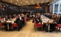 ADALET KOMİSYONU - Hakim Savcı Adayları Tanışma Yemeğinde Bir Araya Geldi