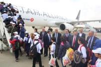 ALI YıLMAZ - Haliliyeli Öğrenciler İstanbul'a Uğurlandı