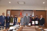 HARRAN ÜNIVERSITESI - Harran Üniversitesi'ne Birincilikle Yerleşenlere Kutlama Belgesi