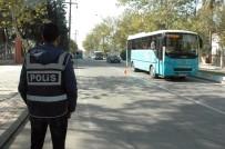 KURAL İHLALİ - Kahramanmaraş'ta Motosiklet Denetimi
