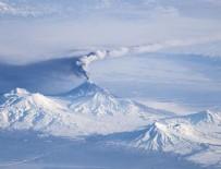 ALASKA - Shiveluch Yanardağı faaliyete geçti