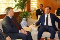 ŞEREF MALKOÇ - Kamu Başdenetçisi Malkoç Açıklaması 'Konya Müstesna Bir Şehir'