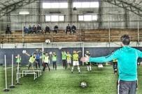 KAFKAS ÜNİVERSİTESİ - Kars'ta Galatasaray-Fenerbahçe Karşılaşması