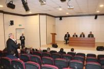 ŞENOL TURAN - Kasım Ayı Halk Günü Toplantısı Gerçekleştirildi