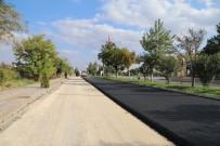 Kilis Belediyesinin Asfalt Çalışmaları Sürüyor