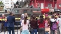 ASKER KAÇAĞI - Kızıltepe'de Asayiş Uygulaması Açıklaması 924 Şahıs Sorgulandı
