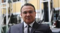 HACETTEPE ÜNIVERSITESI - Koru Grup'un Yeni CEO'su Hüseyin Zafer Oldu