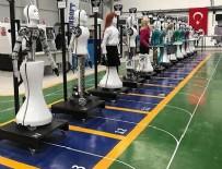 KANUN TASLAĞI - Medeni Kanun 2.0'ın yeni 'kişisi' robotlar olabilir
