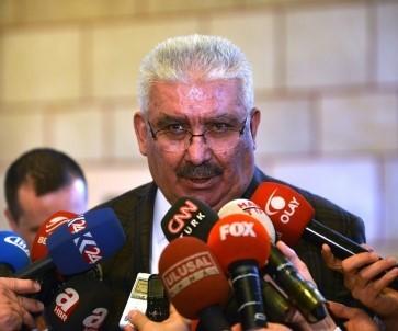 MHP'li Yalçın'dan seçim barajı açıklaması