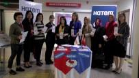 KADAVRA - MHP'li Kadınlardan Organ Bağışına Destek