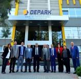SITKI KOÇMAN ÜNİVERSİTESİ - Muğla Teknopark Yönetiminden DEPARK'ta İnceleme