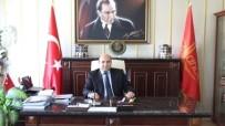 EDIP ÇAKıCı - Osmaneli Kaymakamı Çakıcı'dan '10 Kasım Atatürk'ü Anma Günü' Mesajı