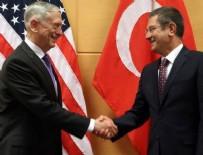 PENTAGON - PYD'yi silaha boğan ABD'den PKK açıklaması!