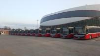 19 MAYIS ÜNİVERSİTESİ - Samsun'da Yeni Ekspres Ve Ring Hatları