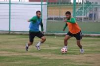 ŞANLıURFASPOR - Şanlıurfaspor'da Bugsaşspor Maçı Hazırlıları Sürüyor