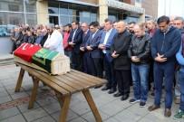 CENAZE NAMAZI - Şile'de Batan Gemi Mürettebatından Rizeli Mahir Erdoğan Memleketinde Son Yolculuğuna Uğurlandı