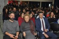 TİYATRO OYUNCUSU - Sinan Tuzcu, Memleketi Gaziantep'te Öğrencilerle Buluştu