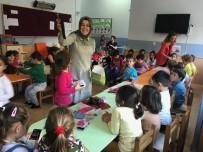 ANAOKULU ÖĞRETMENİ - Sinop'ta Minik Ayaklar Üşümesin Projesi