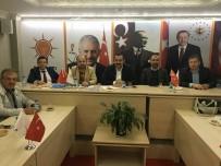 MEHMET KARAKAŞ - Sümer, AK Parti Korkuteli Grup Toplantısında