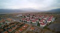 SALİM USLU - TOKİ Kargı'da 712 Yeni Konut İnşa Edecek