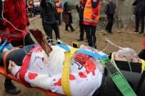 MUSTAFA YıLMAZ - Trabzon'da UMKE'den Deprem Ve Kimyasal Saldırı Tatbikatı