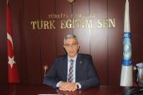 TÜRK EĞITIM SEN - Türk Eğitim Sen Norm Fazlası Öğretmenleri Milli Eğitime Sordu