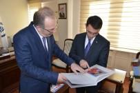 TÜRKMENISTAN - Türkmenistan Ankara Büyükelçisi Amanlıyev Öğrencilerle Buluştu