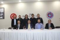 TAŞ OCAĞI - ÜTSO Meslek Grupları Toplantısı