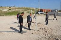 ÜÇPıNAR - Yunusemre Yeni Spor Sahaları Kazanıyor