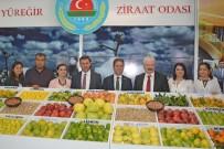 ADANA TICARET ODASı - Yüreğir Ziraat Odası Adana Tarım Fuarı'nda