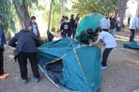 OKSIJEN - Zeytinpark, Çocuk Ve Gençleri Doğa İle Buluşturuyor