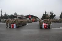 YEMİN TÖRENİ - 369' Uncu Kısa Dönem Jandarma Erlerinin Yemin Töreni