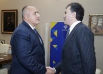 BAŞMÜZAKERECI - AB Bakanı Çelik, Bulgaristan Başbakanı Borisov'la Görüştü