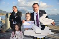 TAŞ HEYKEL SEMPOZYUMU - Alanya Taş Heykel Sempozyumda Çocuklar İçin 10 Sokak Heykeli Yapıldı