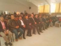 Altunhisar'da 'Okuma Kültürü' Konferansı Verildi