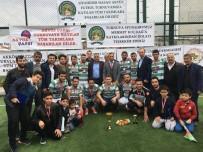 GEVREK - Arapgir SİPAHİDER Futbol Turnuvası Sona Erdi