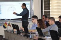 AKILLI TAHTA - Avrupalı Öğretmenler Kayseri'de Eğitim Aldı