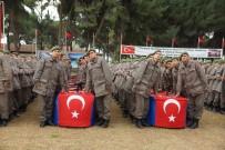 YEMİN TÖRENİ - Aydın'da Kınalı Kuzular Yemin Etti
