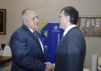 BAŞMÜZAKERECI - Bakan Çelik, Bulgaristan Başbakanı Borisov'la Görüştü