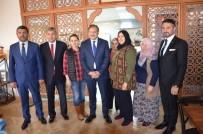 HAKAN ÇAVUŞOĞLU - Başbakan Yardımcısı Hakan Çavuşoğlu Sivrihisar'da