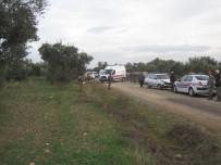 Bayramiç'te Kaza Açıklaması 2 Yaralı