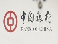 BANKACıLıK DÜZENLEME VE DENETLEME KURUMU - 'Bank of China Turkey AŞ'nin lisansı onaylandı