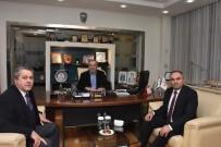 FAHRI ÇAKıR - Belediye Başkanı Dursun Ay TSO Toplantısına Katıldı
