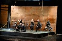 ÜSKÜP - Bilecik'te Sahne Alan ''Othello'' Oyunu Ayakta Alkışlandı