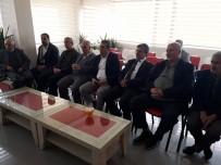 SERDAR DEMİRHAN - 'Bir Meslek Bin Umut' Ebru Ve Hat Sanatı Kursu Açıldı